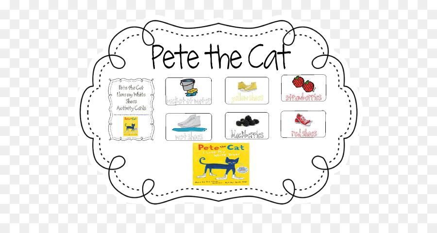 Pete el Gato Maestro de la Escritura del Libro - pete el gato png ...