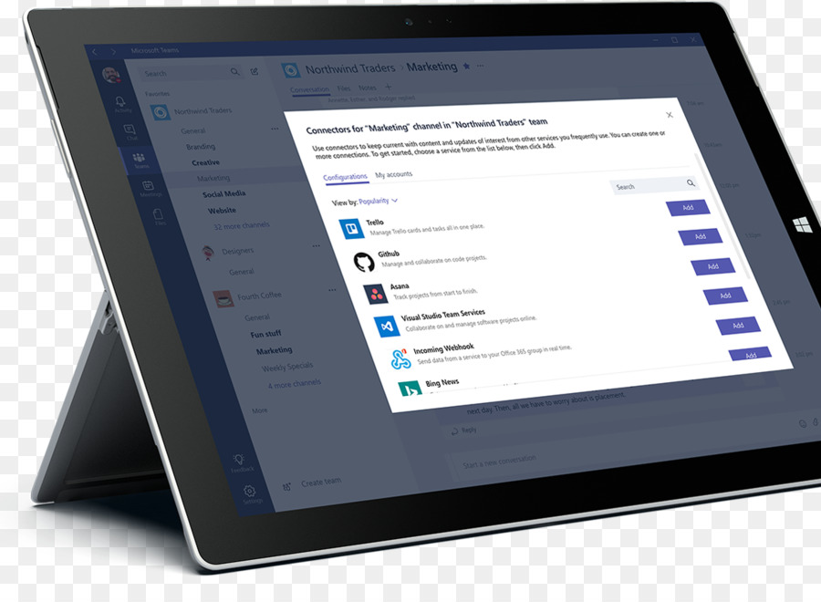 Tablet Computers Microsoft Teams Computer Software Corporation Word