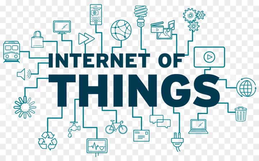 Internet Of Things Blue png download - 1031*638 - Free Transparent