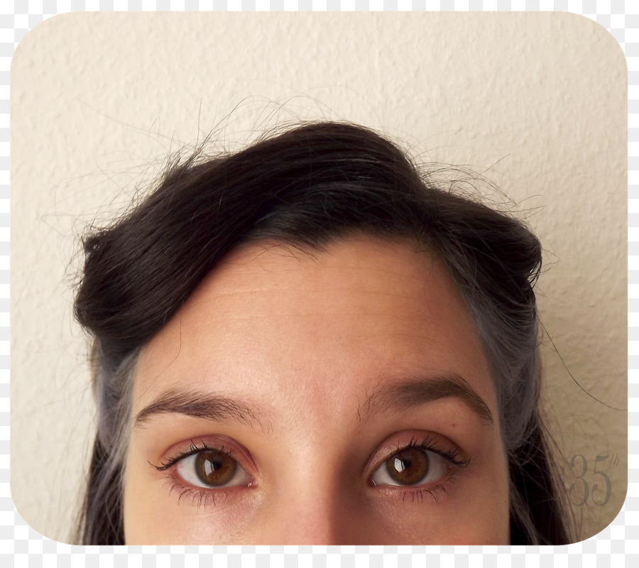 Eyebrow Hair Coloring Forehead Eyelash Cheek Chocolate Mousse Png