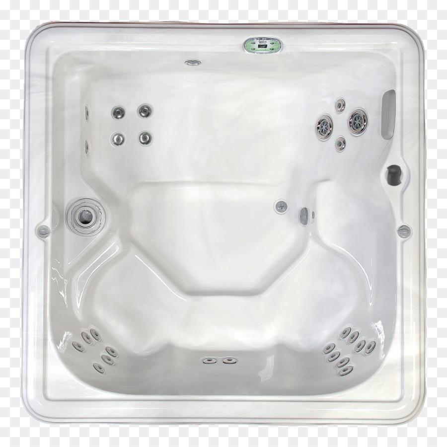 Hot tub Baths Spa Bathroom - hydrangea png download - 1030*1030 ...