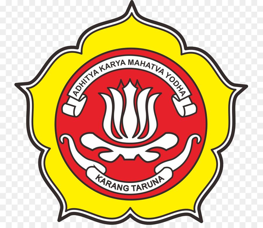 Karang Taruna Logo Organisasi Unduh Kuning Daerah Gambar