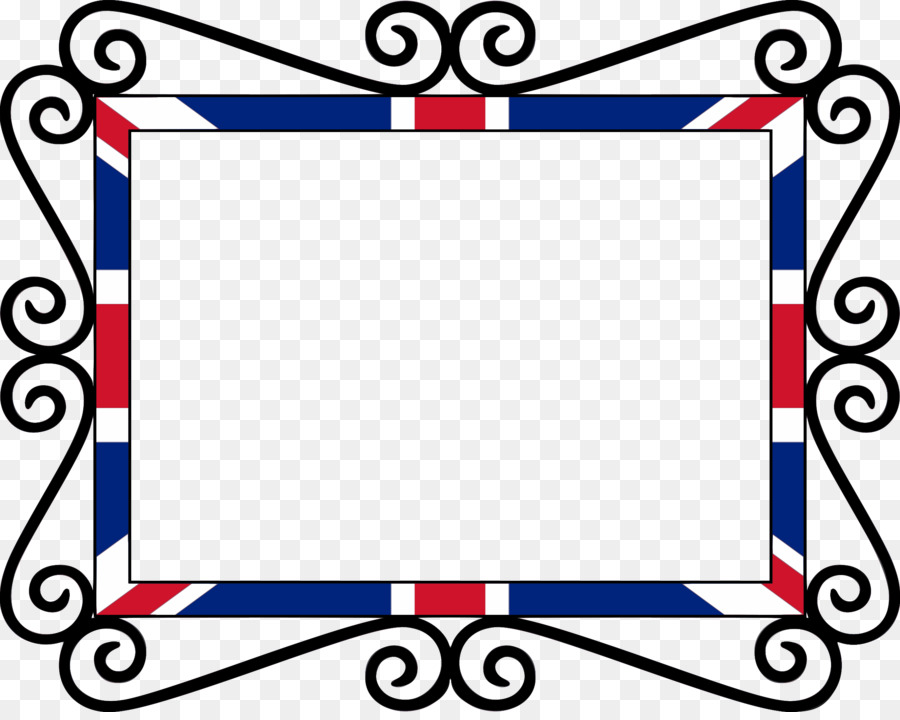 Union Jack Fronteras y Marcos de Reino Unido de la Bandera de los ...