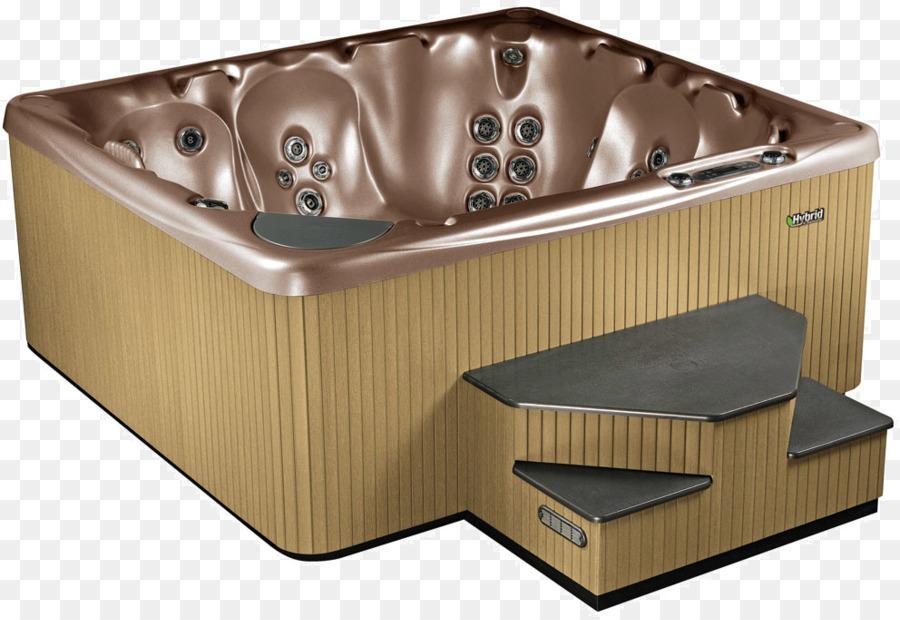 Beachcomber Hot Tubs Baths Terrazzo Acrylic fiber - hot tub png ...
