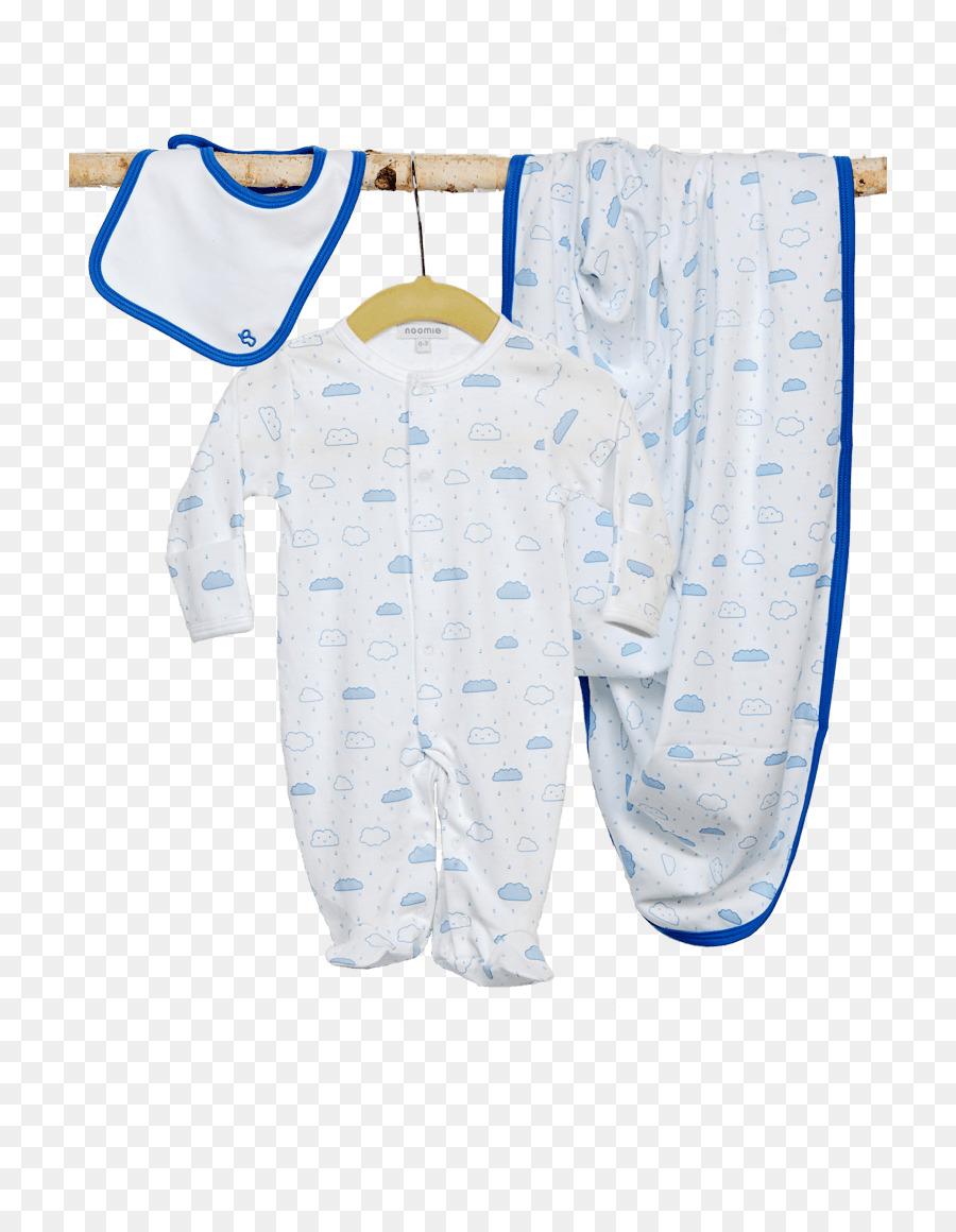 Sleeve Blue Infant Child Romper suit - Baby Boy clothes png download ...