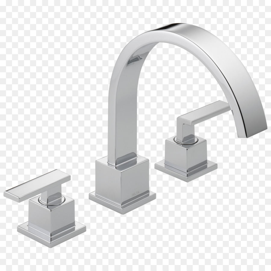 Tap Baths Bathroom Chrome plating Shower - Bath tab png download ...