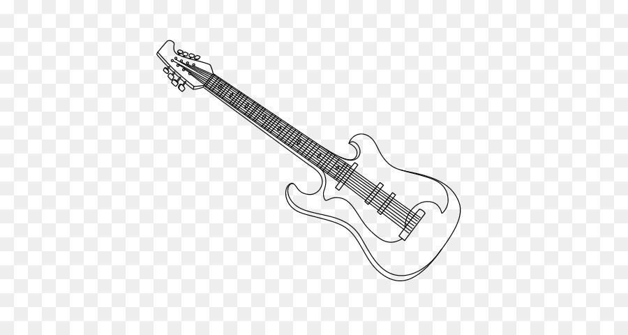 Elektro Gitar çizim Boyama Boyama Kitabı Gitar Elektrik Png Indir