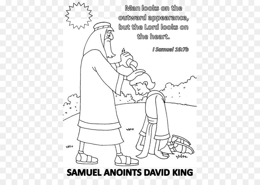 Los libros de Samuel Biblia de la Unción 1 Samuel 16 libro para ...