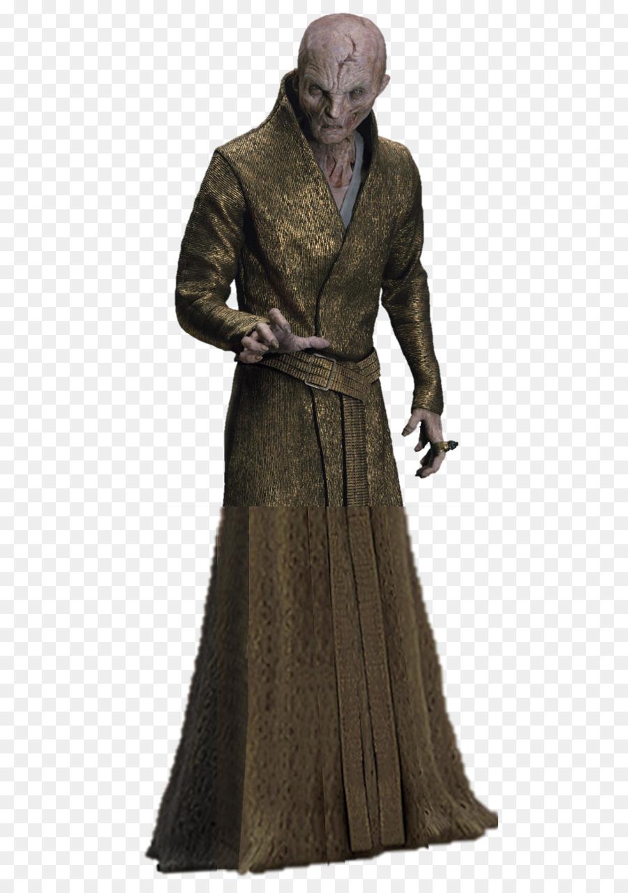Supreme Leader Snoke Kylo Ren Wookieepedia Dress Costume Design Png