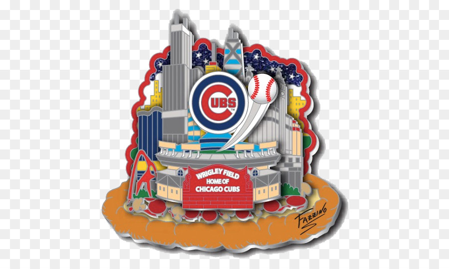 Chicago Cubs Birthday Cake Torte Chicago Cubs Png Download 502
