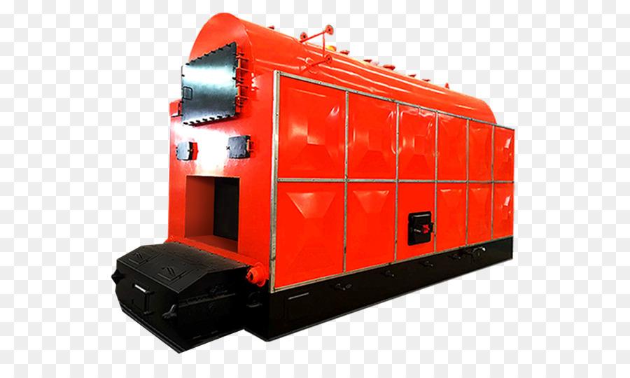 Furnace Pulverized coal-fired boiler Coal burner - steam boiler png ...