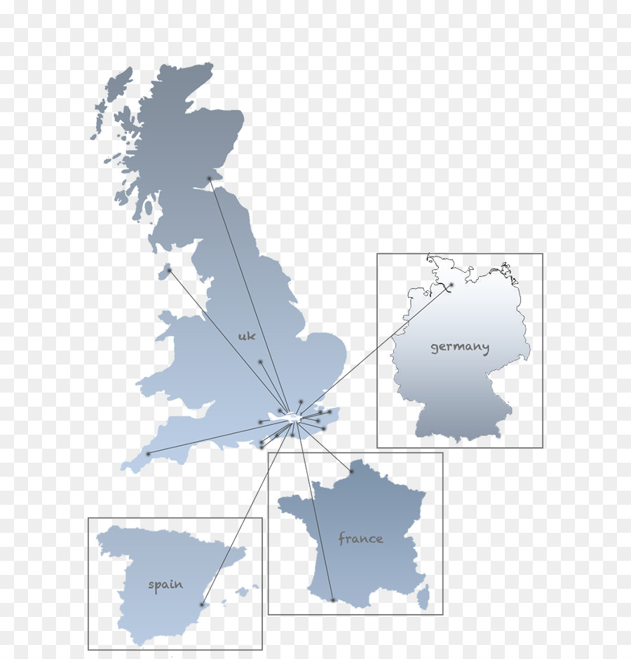 Nottingham Core Cities Group Scotland Map Map Png Download 650