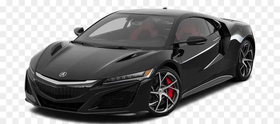 Supercar 2018 Acura Nsx 2017 Car Motor Vehicle Png