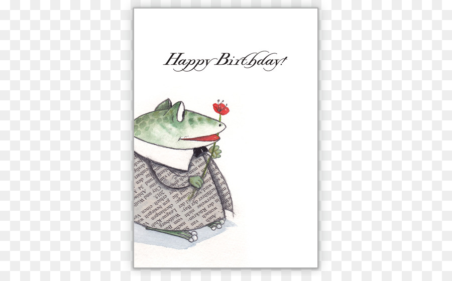 Greeting & Note Cards Frog Christmas card Birthday Saying - frog 635 ...