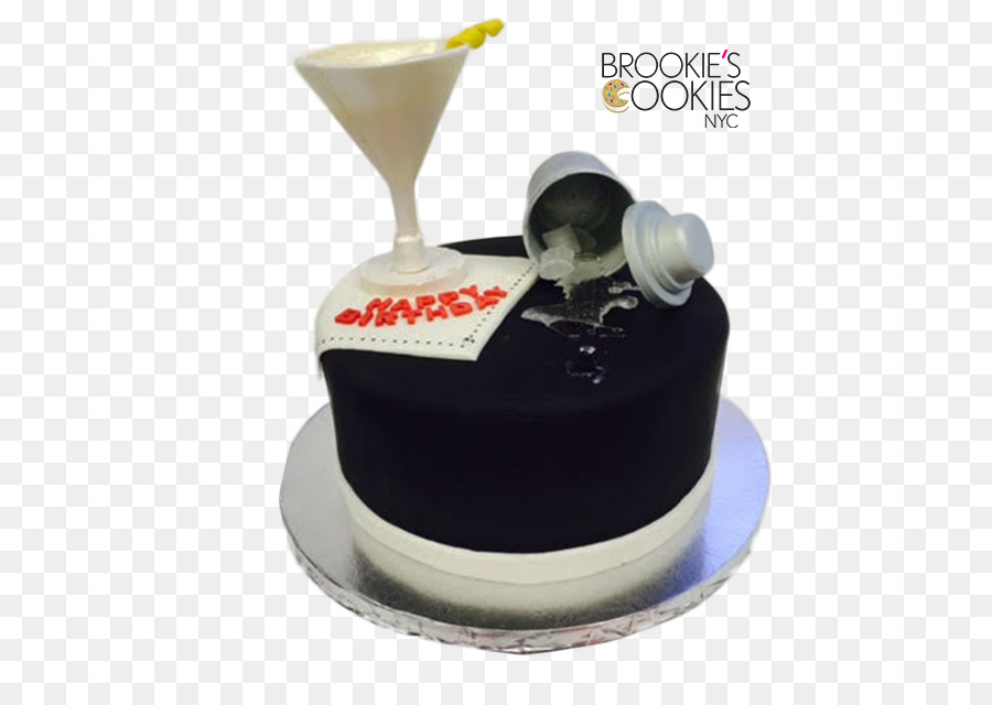 Cake Decorating Cocktail Birthday Cake Food Cake And Cookies Png