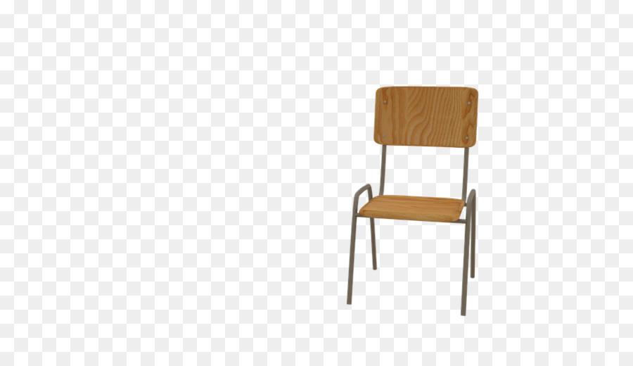Sedia da tavolo scuola sedile sgabello ufficio illustrazione