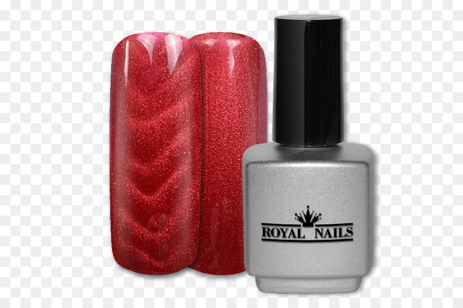 Nail Polish Nail salon Gel nails Nail art - red glitter png download ...