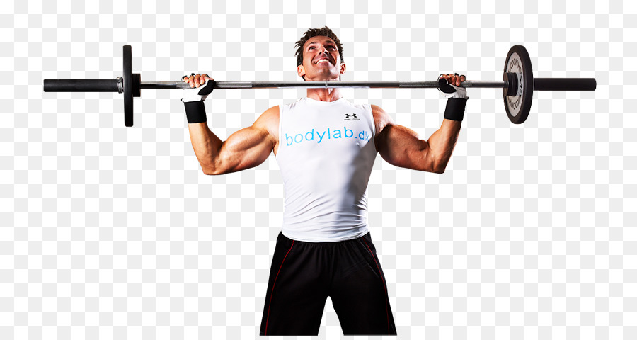 Entrenamiento con pesas con Barra de entrenamiento de la Fuerza de ...