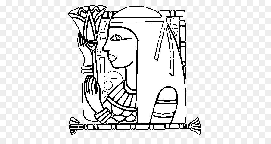 Dibujo de Egipto Antiguo idioma Egipcio libro para Colorear ...