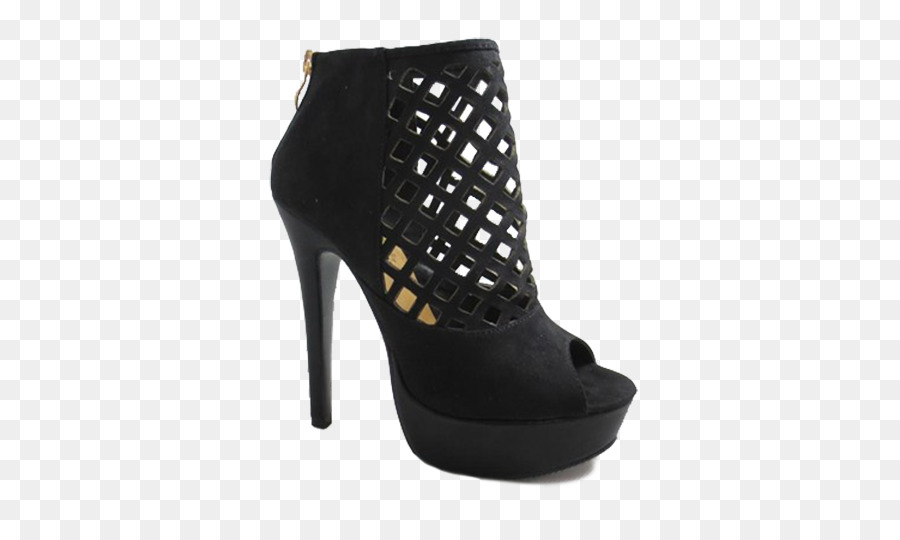 bc49a3f2cb Camurça de Boot de Salto de sapato de Corte - Sapatos de plataforma ...