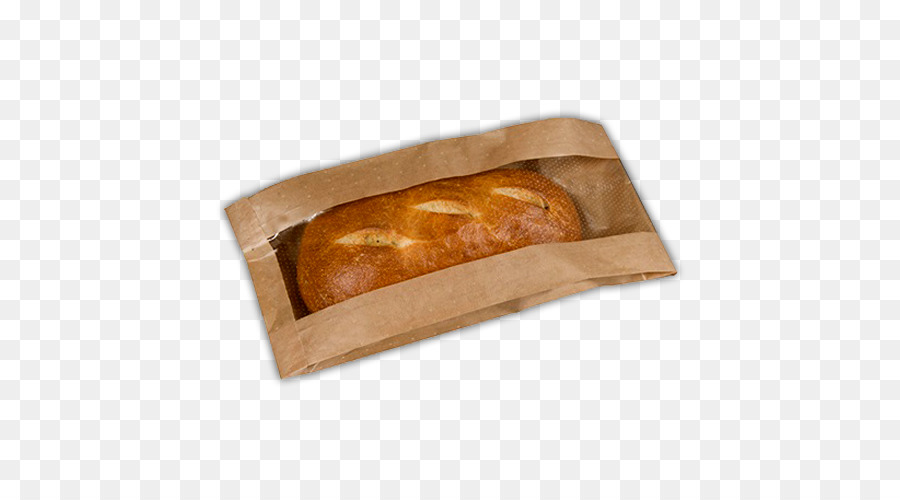 Paper bag Plastic bag Kraft paper Bread - Bread package png download - 500*500 - Free Transparent Paper png Download.