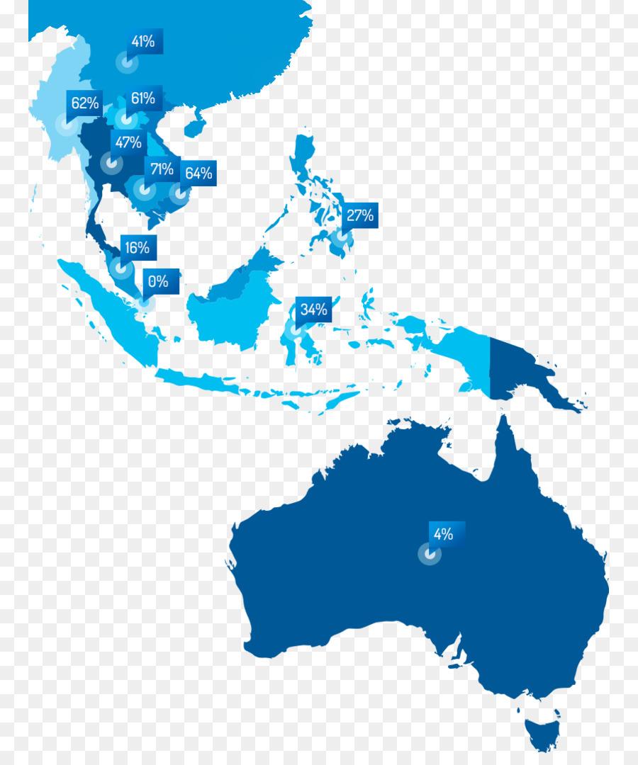 Samudra Pasifik Perang Dunia Ii Asia Timur Tengah Asean Peta