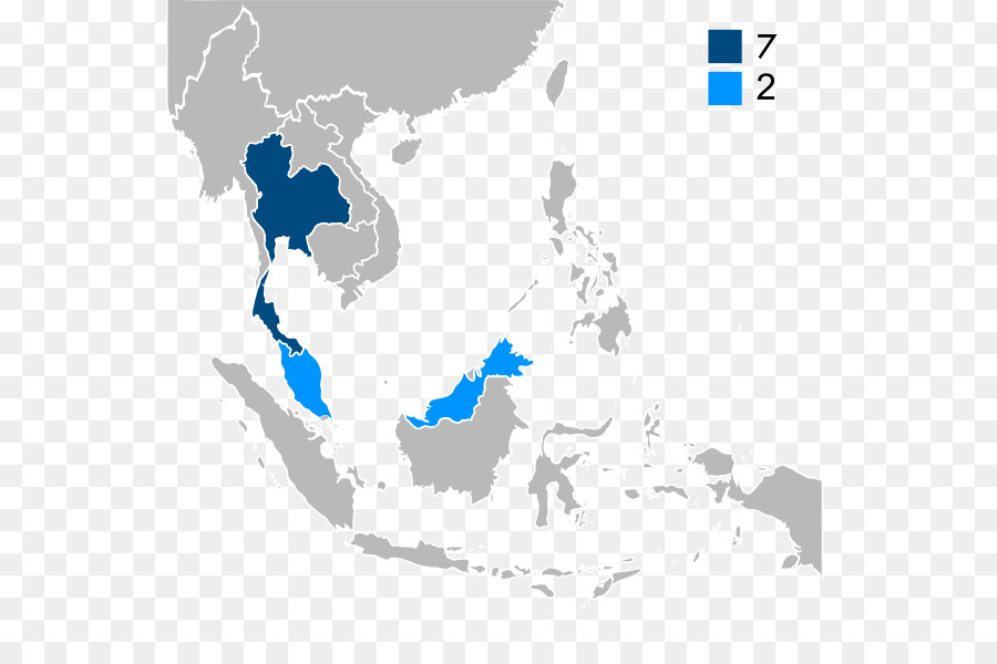 Association Of Southeast Asian Nations World Map   Sea Games