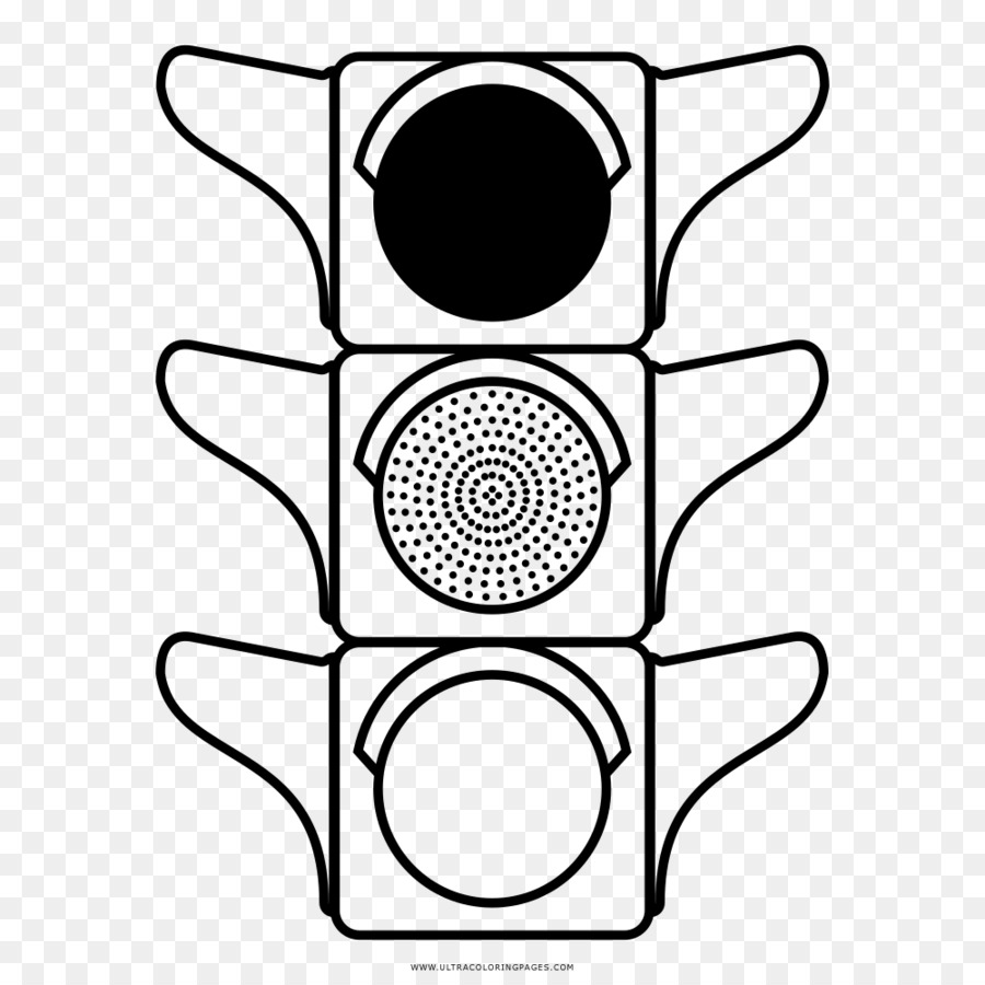 Coloring book Traffic light Drawing Clip art - traffic light png ...