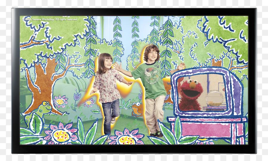 Kinect Sesame Street TV de Xbox 360 Elmo de Sesame Workshop ...