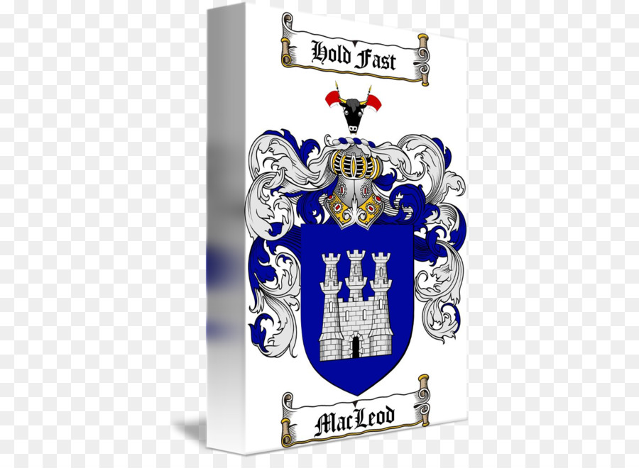 Clan Macleod Coat Of Arms Crest Genealogy Scotland Family Crest