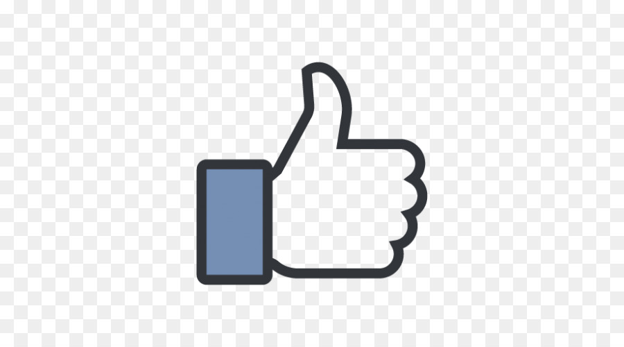 Facebook Like Button Computer Icons Facebook Png Download 500