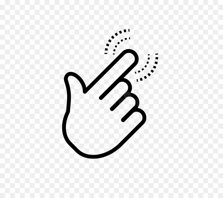 Computer Mouse Pointer Point And Click Clip Art
