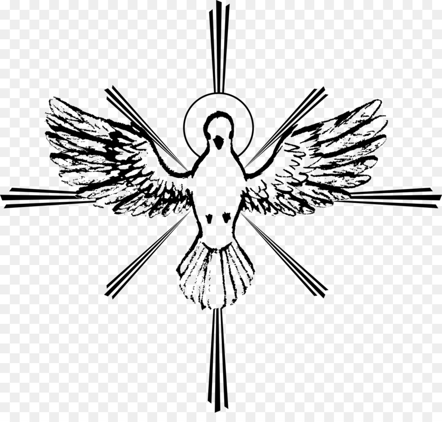 Holy Spirit In Christianity Drawing Doves As Symbols Holy Ghost