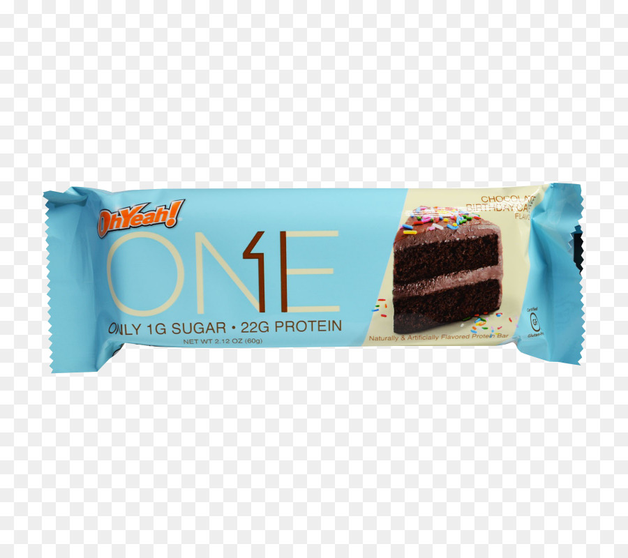 Chocolate Bar Cake Protein Wafer PNG