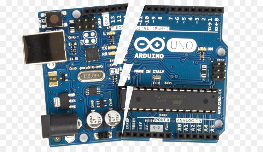 arduino uno electronic circuit printed circuit board computer rh kisspng com
