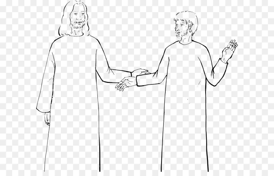 Dibujo para Colorear libro de las Parábolas de Jesús Cristo Hijo de ...