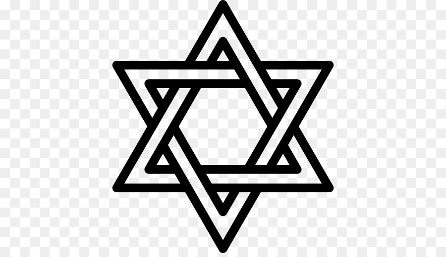 Judaism Star Of David Jewish Symbolism Religion Judaism Png