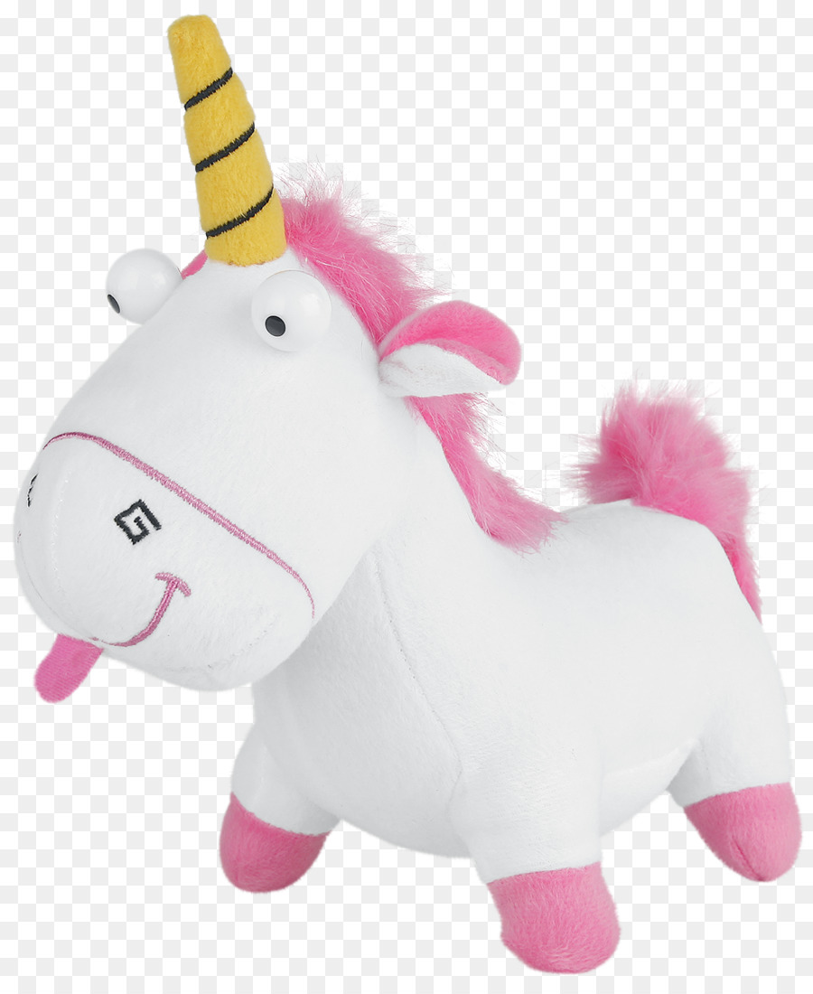 Unicorn Stuffed Animals Cuddly Toys Plush Felonious Gru Despicable