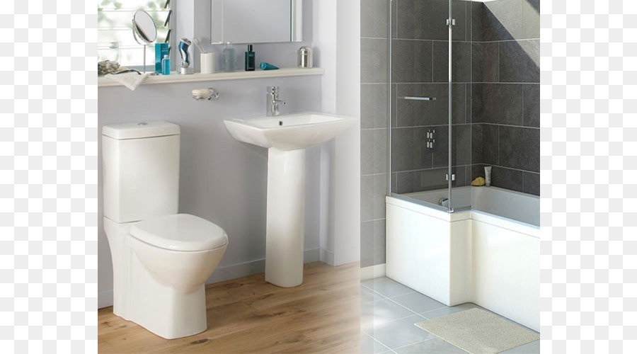 Bathroom Cabinet Tap Tile Suite