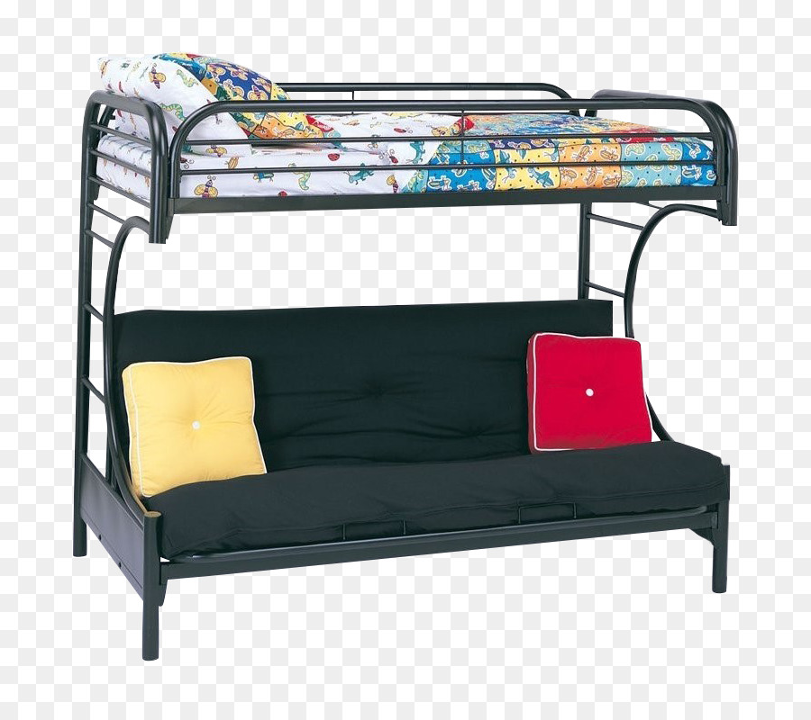 Bunk Bed Futon Furniture Bed Size   Bed