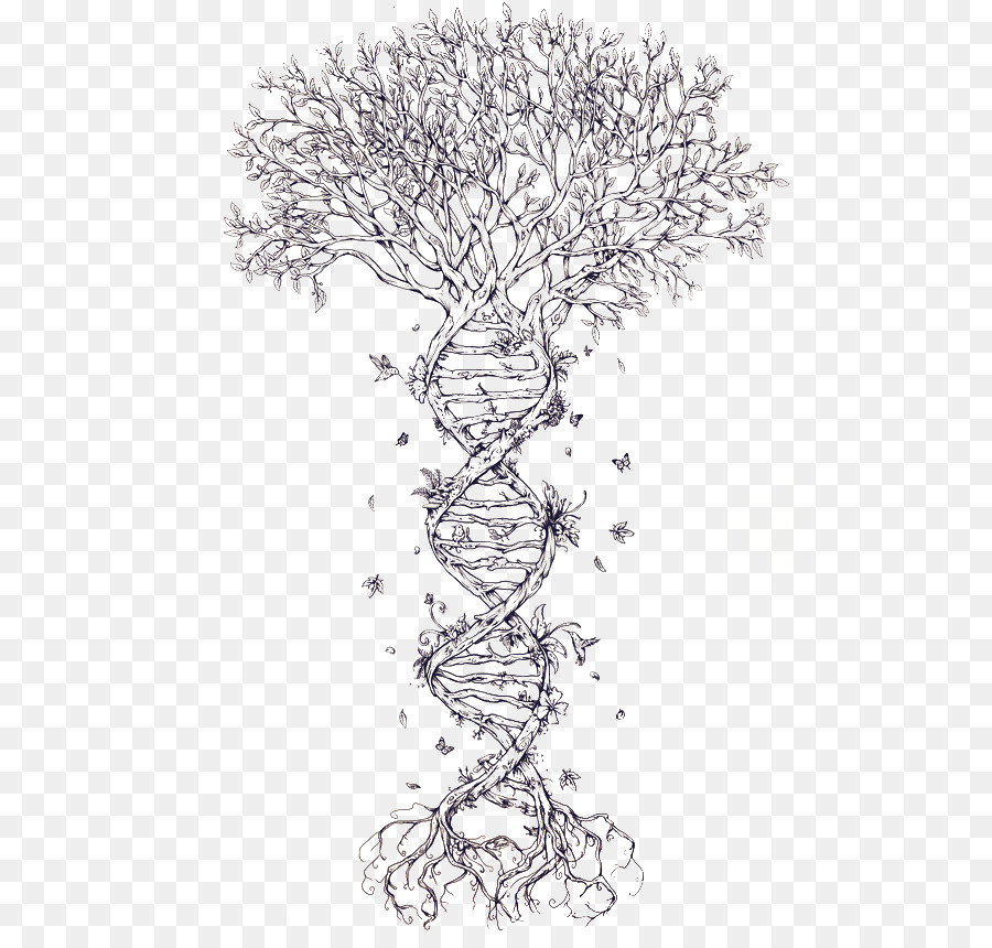 Family Tree Dna Tattoo Family Tree Dna Nucleic Acid Double Helix
