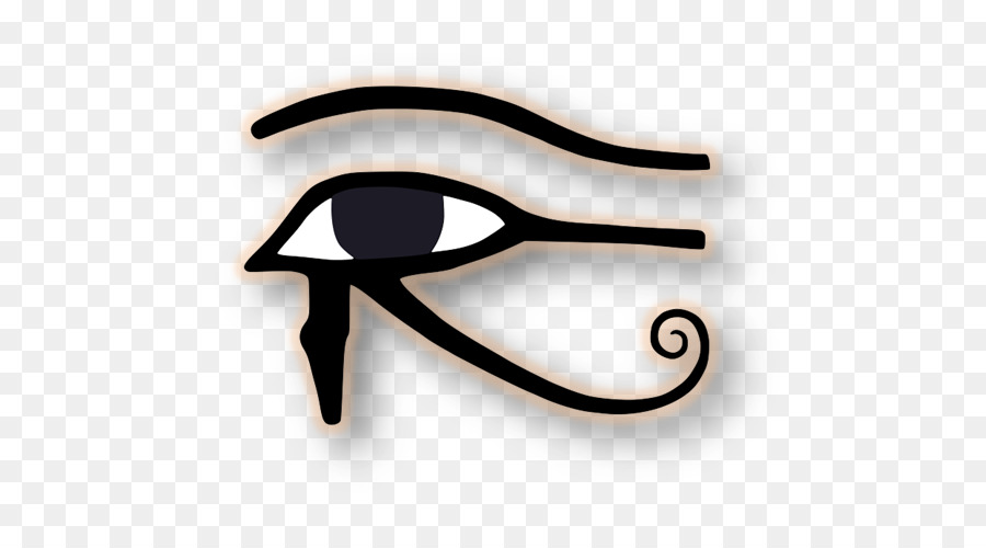 Ancient Egypt Eye Of Horus Symbol Satanism Demon Symbol Png