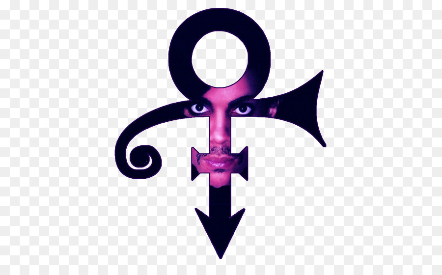Love Symbol Album Decal Purple Rain Logo Musician Prince Symbol