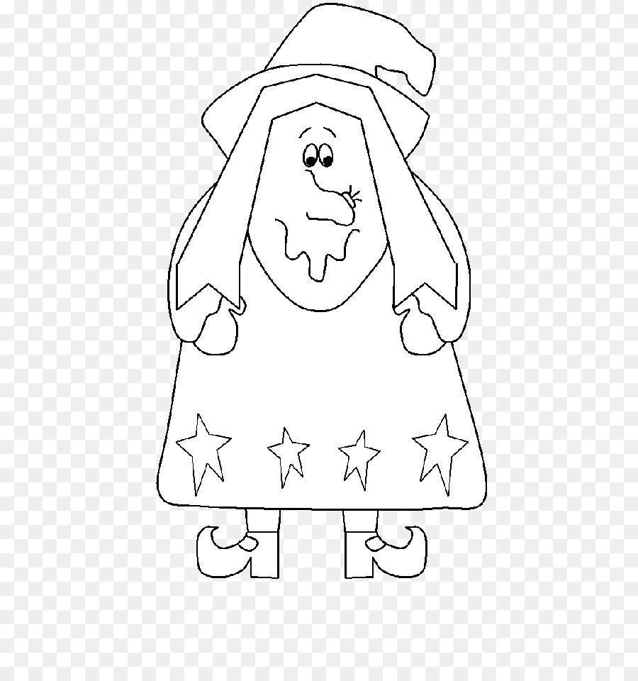 Halloween brujas libro para Colorear Dibujo de la Brujería - bruja ...