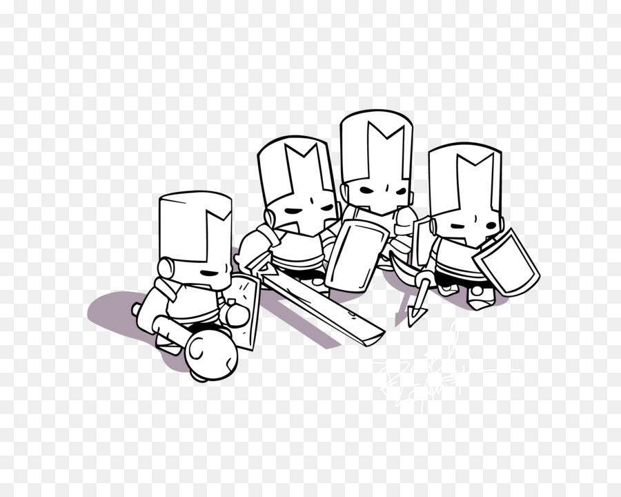 Castle Crashers Colouring Pages Coloring book Drawing - Disney ...