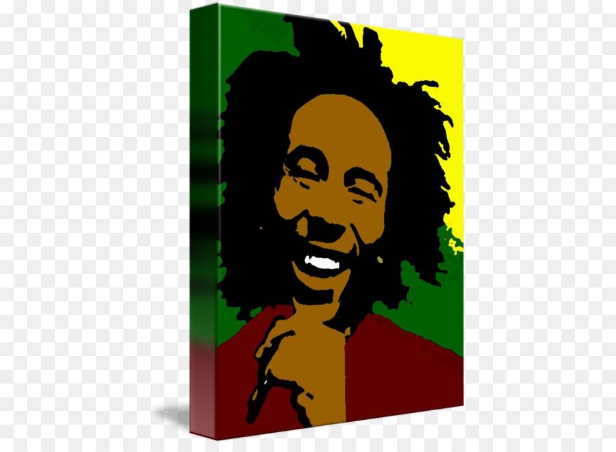 Bob Marley Illustration Cartoon Poster Painting Bob Marley Png