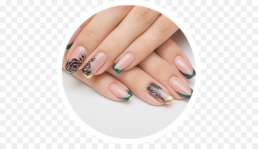Nail Art Manicure Shutterstock Royalty Free Nail Png Download
