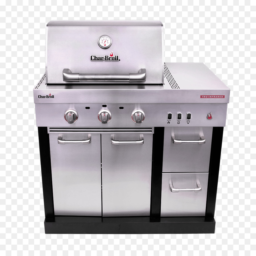 Kitchen cabinet Barbecue Lowe\'s Char-Broil - kitchen png ...