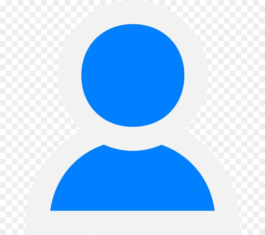 User Blue png download - 728*800 - Free Transparent User png Download