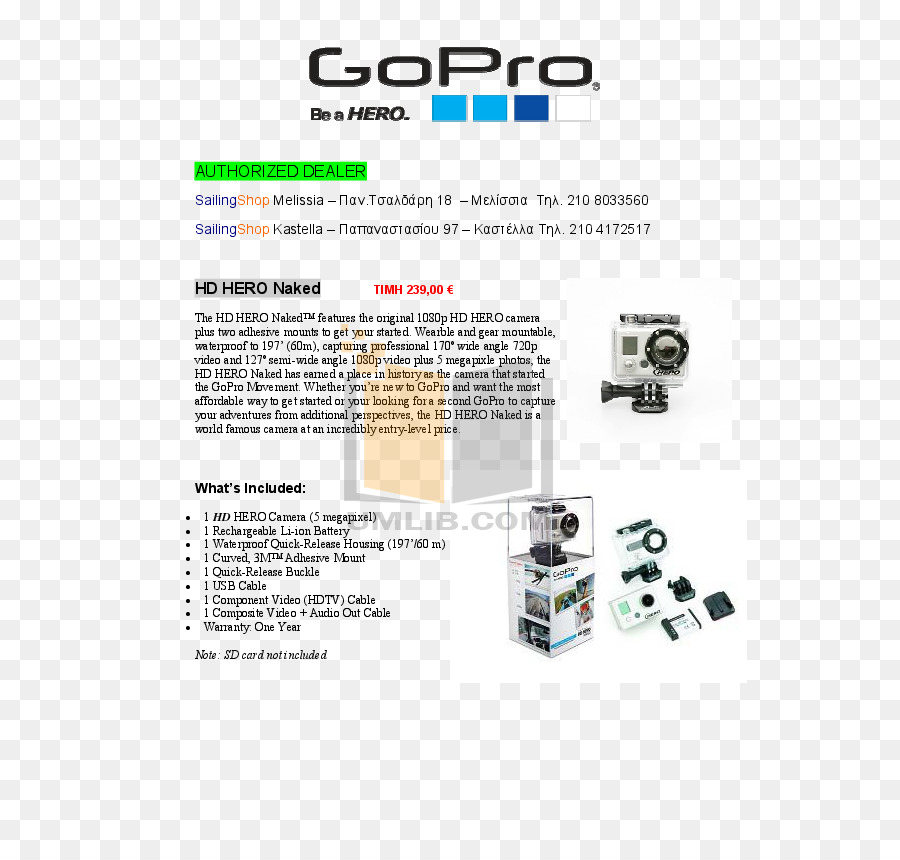 gopro action camera product manuals camcorder gopro png download rh kisspng com gopro hd hero 960 manual GoPro HD Hero Manual PDF